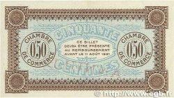 50 Centimes FRANCE régionalisme et divers Auxerre 1916 JP.017.13 NEUF