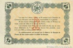 50 Centimes FRANCE régionalisme et divers AVIGNON 1915 JP.018.05 SPL+