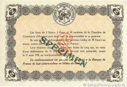 2 Francs FRANCE régionalisme et divers AVIGNON 1915 JP.018.12 SUP+