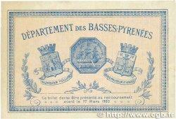 2 Francs FRANCE régionalisme et divers BAYONNE 1915 JP.021.19 TTB