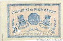 2 Francs FRANCE régionalisme et divers Bayonne 1915 JP.021.20 TTB