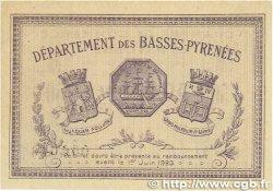 50 Centimes FRANCE régionalisme et divers Bayonne 1918 JP.021.55 SUP+