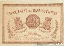 1 Franc FRANCE régionalisme et divers Bayonne 1918 JP.021.59 TTB+