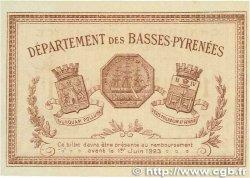 1 Franc FRANCE régionalisme et divers Bayonne 1918 JP.021.59 pr.SPL