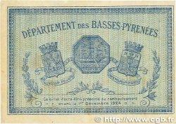 1 Franc FRANCE régionalisme et divers Bayonne 1919 JP.021.64 TTB