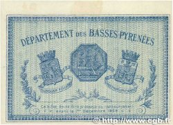 1 Franc FRANCE regionalism and miscellaneous Bayonne 1919 JP.021.64 XF+