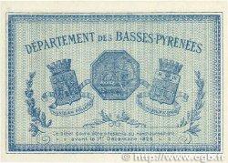 1 Franc FRANCE régionalisme et divers BAYONNE 1919 JP.021.64 NEUF