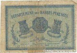 1 Franc FRANCE régionalisme et divers BAYONNE 1920 JP.021.67 B