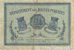 1 Franc FRANCE régionalisme et divers BAYONNE 1920 JP.021.67 B+