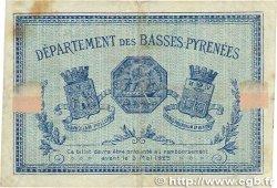 1 Franc FRANCE régionalisme et divers BAYONNE 1920 JP.021.67 TB