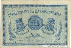 1 Franc FRANCE régionalisme et divers BAYONNE 1920 JP.021.67 TTB
