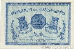 1 Franc FRANCE régionalisme et divers BAYONNE 1920 JP.021.67 SPL