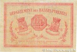2 Francs FRANCE régionalisme et divers BAYONNE 1920 JP.021.68 TTB
