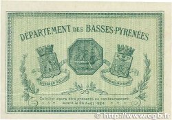 50 Centimes FRANCE régionalisme et divers BAYONNE 1921 JP.021.69 pr.SPL