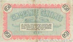50 Centimes FRANCE régionalisme et divers Besançon 1915 JP.025.01 TB+