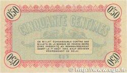 50 Centimes FRANCE régionalisme et divers BESANçON 1915 JP.025.03