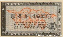 1 Franc FRANCE régionalisme et divers BÉZIERS 1914 JP.027.08 pr.NEUF