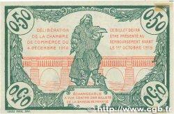 50 Centimes FRANCE régionalisme et divers BÉZIERS 1916 JP.027.20 SUP+