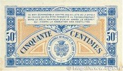 50 Centimes FRANCE régionalisme et divers Blois 1918 JP.028.09 SUP+