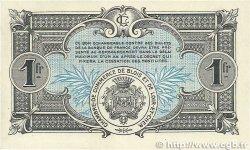 1 Franc FRANCE régionalisme et divers BLOIS 1918 JP.028.11 SUP+