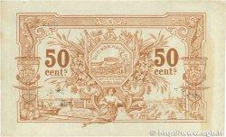 50 Centimes FRANCE régionalisme et divers Bordeaux 1914 JP.030.04 TTB