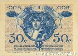 50 Centimes FRANCE régionalisme et divers Bordeaux 1921 JP.030.28 pr.NEUF