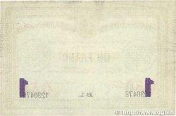 1 Franc FRANCE régionalisme et divers BOULOGNE-SUR-MER 1914 JP.031.24 TTB