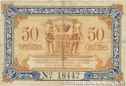 50 Centimes FRANCE régionalisme et divers Brive 1918 JP.033.01 B+