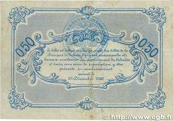 50 Centimes FRANCE régionalisme et divers CAEN et HONFLEUR 1915 JP.034.04 TB