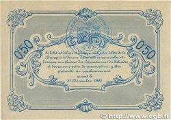 50 Centimes FRANCE régionalisme et divers Caen et Honfleur 1915 JP.034.05 SUP+