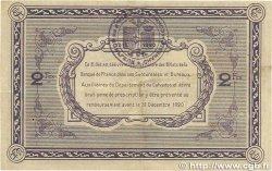 2 Francs FRANCE régionalisme et divers Caen et Honfleur 1915 JP.034.10 pr.TTB