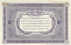 2 Francs FRANCE régionalisme et divers CAEN et HONFLEUR 1915 JP.034.11 SUP