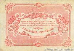 50 Centimes FRANCE régionalisme et divers Caen et Honfleur 1918 JP.034.12 TTB