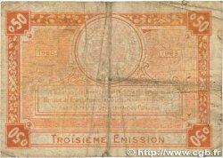 50 Centimes FRANCE régionalisme et divers CAEN et HONFLEUR 1920 JP.034.16 B