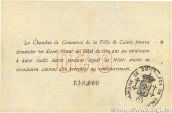 50 Centimes FRANCE régionalisme et divers CALAIS 1914 JP.036.01 TTB