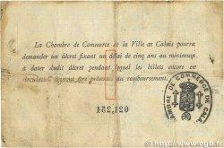 1 Franc FRANCE régionalisme et divers CALAIS 1914 JP.036.03 TB