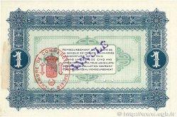 1 Franc FRANCE régionalisme et divers Calais 1915 JP.036.18 SUP