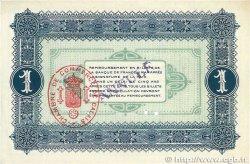 1 Franc FRANCE régionalisme et divers Calais 1915 JP.036.18 TTB