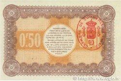 50 Centimes FRANCE régionalisme et divers CALAIS 1916 JP.036.21 SUP+