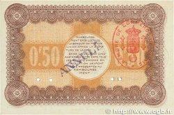 50 Centimes FRANCE régionalisme et divers CALAIS 1916 JP.036.22 SUP+