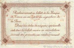 50 Centimes FRANCE régionalisme et divers Calais 1916 JP.036.28 TTB