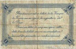 1 Franc FRANCE régionalisme et divers Calais 1916 JP.036.30 B+