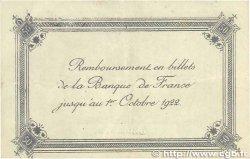 50 Centimes FRANCE régionalisme et divers CALAIS 1920 JP.036.42 TTB