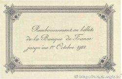 50 Centimes FRANCE régionalisme et divers CALAIS 1920 JP.036.42var. SUP+