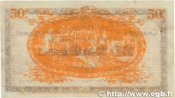 50 Centimes FRANCE régionalisme et divers CARCASSONNE 1914 JP.038.01 TTB+