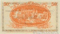 50 Centimes FRANCE régionalisme et divers CARCASSONNE 1914 JP.038.04 NEUF
