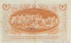 1 Franc FRANCE régionalisme et divers Carcassonne 1914 JP.038.06 TTB