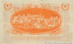 1 Franc FRANCE régionalisme et divers Carcassonne 1914 JP.038.09 pr.TTB