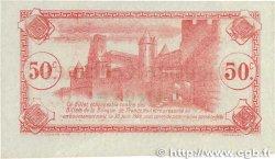 50 Centimes FRANCE régionalisme et divers CARCASSONNE 1917 JP.038.12 SUP