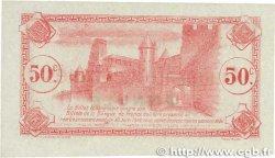 50 Centimes FRANCE régionalisme et divers Carcassonne 1917 JP.038.12 SPL